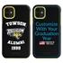 Collegiate Alumni Case for iPhone 11 – Hybrid Towson Tigers