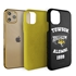Collegiate Alumni Case for iPhone 11 Pro – Hybrid Towson Tigers