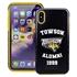 Collegiate Alumni Case for iPhone X / XS – Hybrid Towson Tigers