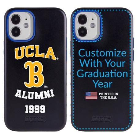 Collegiate Alumni Case for iPhone 12 Mini – Hybrid UCLA Bruins