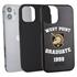 Collegiate Alumni Case for iPhone 12 Mini – Hybrid West Point Black Knights