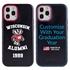Collegiate Alumni Case for iPhone XS Max – Hybrid Wisconsin Badgers