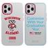 Collegiate Alumni Case for iPhone 11 – Hybrid Wisconsin Badgers