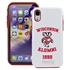 Collegiate Alumni Case for iPhone 12 / 12 Pro – Hybrid Wisconsin Badgers
