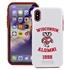 Collegiate Alumni Case for iPhone 12 Pro Max – Hybrid Wisconsin Badgers