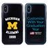 Collegiate Alumni Case for iPhone X / XS – Hybrid Michigan Wolverines