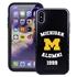 Collegiate Alumni Case for iPhone XS Max – Hybrid Michigan Wolverines