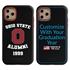Collegiate Alumni Case for iPhone 11 Pro – Hybrid Ohio State Buckeyes