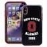 Collegiate Alumni Case for iPhone X / XS – Hybrid Ohio State Buckeyes