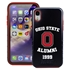 Collegiate Alumni Case for iPhone XR – Hybrid Ohio State Buckeyes