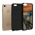 Famous Art Case for iPhone 7 / 8 / SE – Hybrid – (Munch – The Scream)