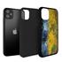 Famous Art Case for iPhone 11 – Hybrid – (Van Gogh – Wheat Field)