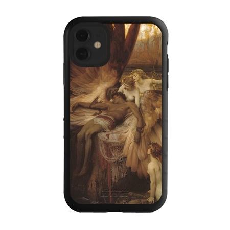 Famous Art Case for iPhone 11 – Hybrid – (Draper – Lament for Icarus)