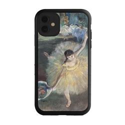 Famous Art Case for iPhone 11 – Hybrid – (Degas – Fin d'arabesque)