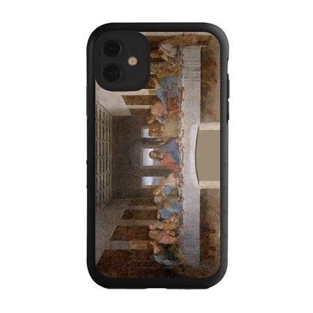 Famous Art Case for iPhone 11 – Hybrid – (Da Vinci – The Last Supper)