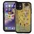Famous Art Case for iPhone 11 – Hybrid – (Klimt – The Kiss)