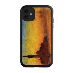 Famous Art Case for iPhone 11 – Hybrid – (Monet – Twilight)