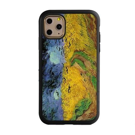 Famous Art Case for iPhone 11 Pro – Hybrid – (Van Gogh – Wheat Field)