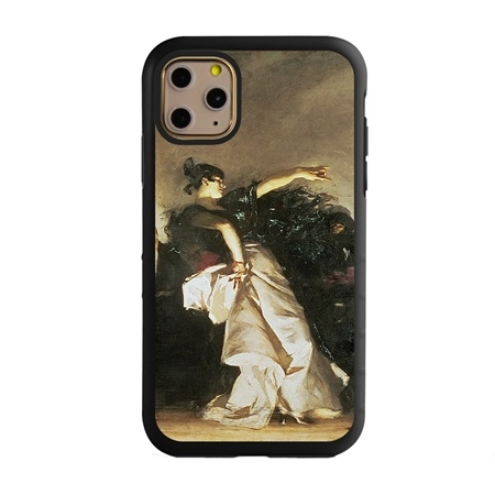 Famous Art Case for iPhone 11 Pro – Hybrid – (Sargent – El Jaleo)