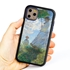 Famous Art Case for iPhone 11 Pro Max – Hybrid – (Monet – Woman with Parisol)