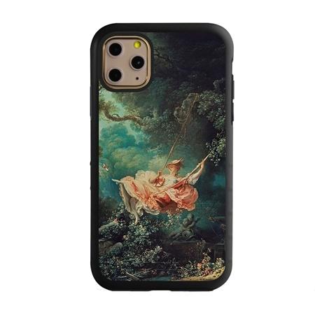 Famous Art Case for iPhone 11 Pro Max – Hybrid – (Fragonard – The Swing)