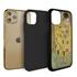 Famous Art Case for iPhone 11 Pro Max – Hybrid – (Klimt – The Kiss)