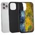 Famous Art Case for iPhone 12 / 12 Pro – Hybrid – (Van Gogh – Wheat Field)