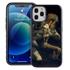 Famous Art Case for iPhone 12 / 12 Pro – Hybrid – (De Goya – Saturno Devouring his Son)
