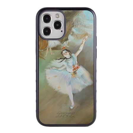 Famous Art Case for iPhone 12 / 12 Pro – Hybrid – (Degas – The Ballet)