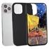 Famous Art Case for iPhone 12 / 12 Pro – Hybrid – (Van Gogh – Café Terrace at Night)