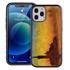 Famous Art Case for iPhone 12 / 12 Pro – Hybrid – (Monet – Twilight)