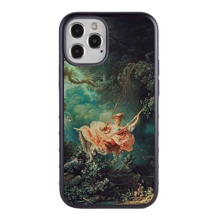 Famous Art Case for iPhone 12 Pro Max – Hybrid – (Fragonard – The Swing)