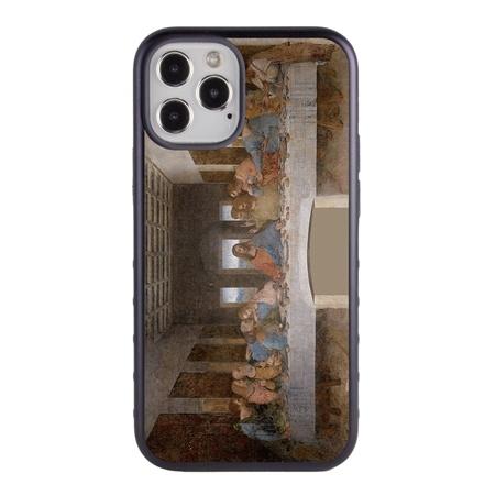 Famous Art Case for iPhone 12 Pro Max – Hybrid – (Da Vinci – The Last Supper)