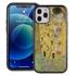 Famous Art Case for iPhone 12 Pro Max – Hybrid – (Klimt – The Kiss)