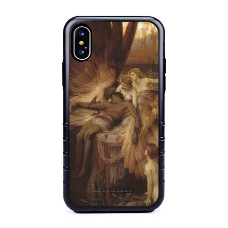 Famous Art Case for iPhone X / Xs – Hybrid – (Draper – Lament for Icarus)