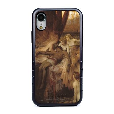 Famous Art Case for iPhone XR – Hybrid – (Draper – Lament for Icarus)