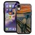 Famous Art Case for iPhone XR – Hybrid – (Munch – The Scream)