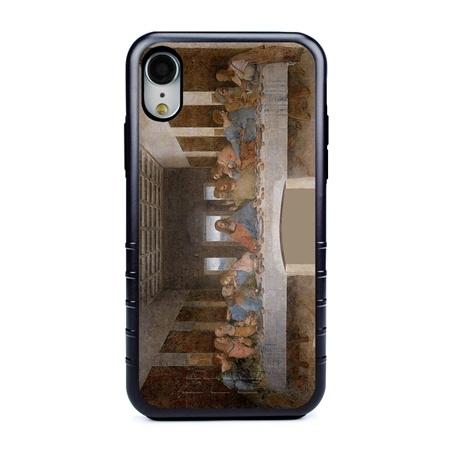 Famous Art Case for iPhone XR – Hybrid – (Da Vinci – The Last Supper)