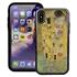 Famous Art Case for iPhone Xs Max – Hybrid – (Klimt – The Kiss)
