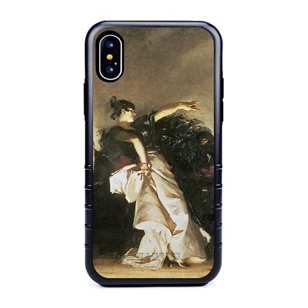 Famous Art Case for iPhone Xs Max – Hybrid – (Sargent – El Jaleo)