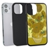 Famous Art Case for iPhone 12 Mini – Hybrid – (Van Gogh – Sunflowers)