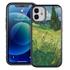 Famous Art Case for iPhone 12 Mini – Hybrid – (Van Gogh – Green Field)