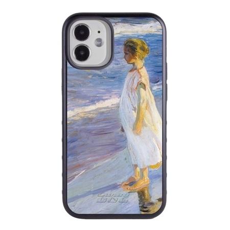 Famous Art Case for iPhone 12 Mini – Hybrid – (Sorollla – The Beach)