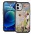 Famous Art Case for iPhone 12 Mini – Hybrid – (Seurat – Bathers)
