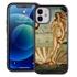 Famous Art Case for iPhone 12 Mini – Hybrid – (Botticelli – The Birth of Venus)