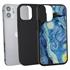Famous Art Case for iPhone 12 Mini – Hybrid – (Van Gogh – Starry Night)
