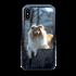 Custom Photo Case for iPhone Xs Max - Hybrid (Black Case)